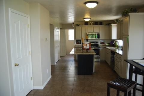 Photo d'une cuisine et de son aménagement