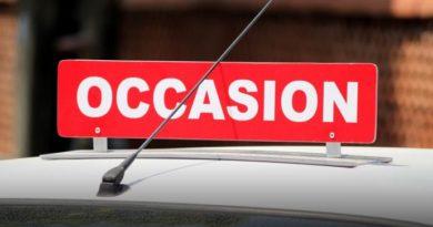 négocier votre voiture d'occasion auprès d'un concessionnaire