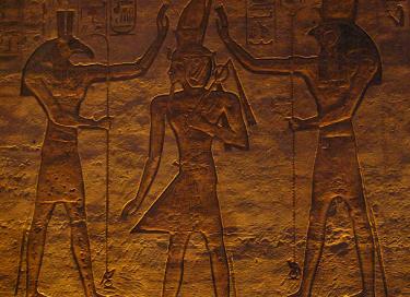 symboles royaux de la civilisation égyptienne