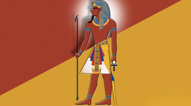 premier pharaon d'Égypte
