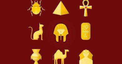 les symboles royaux de la civilisation égyptienne
